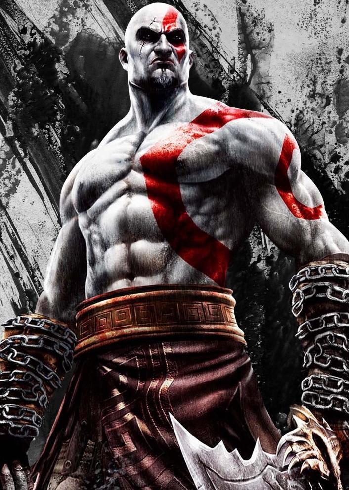 kratos god of war wallpapers 36 wallpapers � adorable