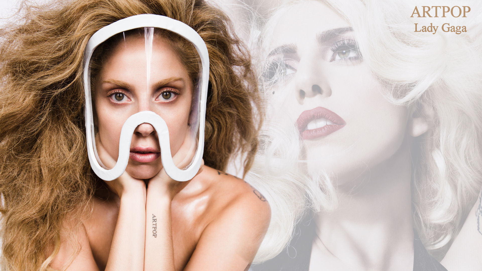 Lady Gaga Wallpaper  1920x1080