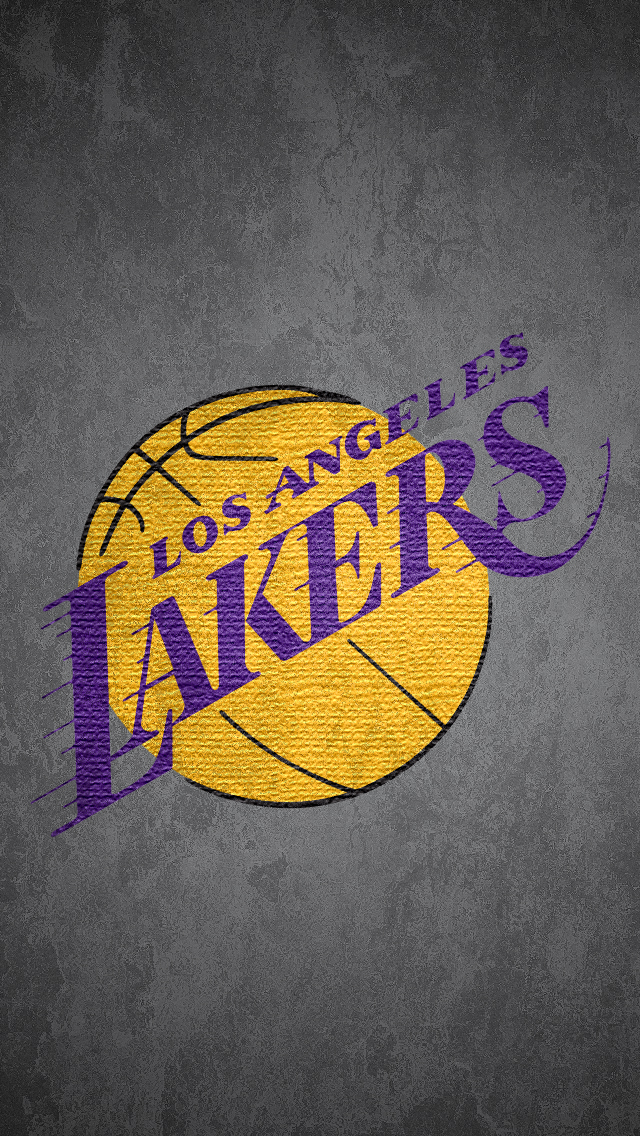 Lakers Desktop Wallpapers The Official Site Of The Los 640x1136
