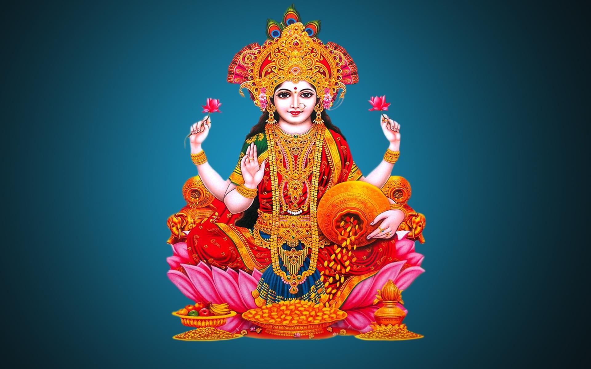 Free Download Goddess Lakshmi p Wallpapers 1920x1200