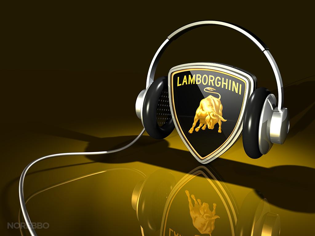 Lamborghini Logo Black Lamborghini Logo Wallpapers Wallpaper 1024x768
