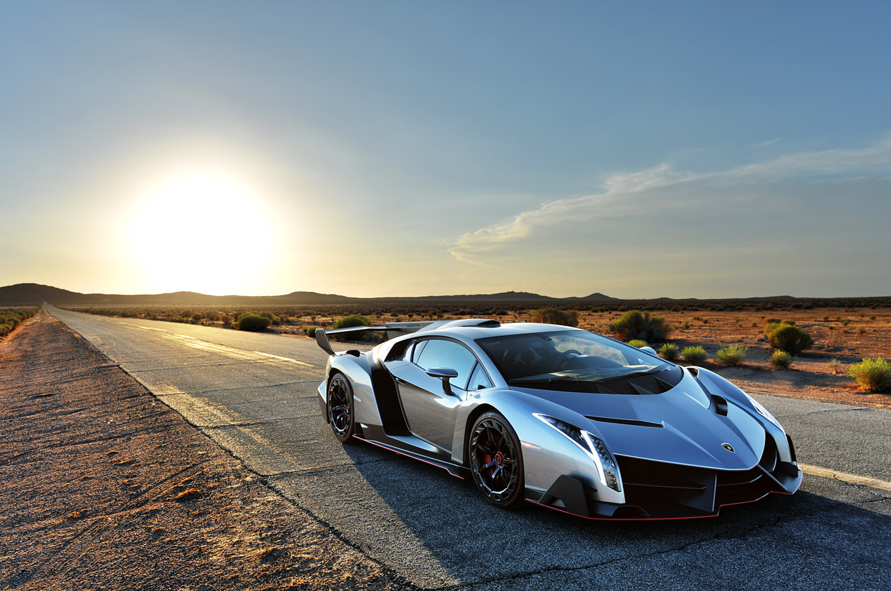 Lamborghini Veneno Hd Wallpapers Backgrounds Wallpaper 1280x850