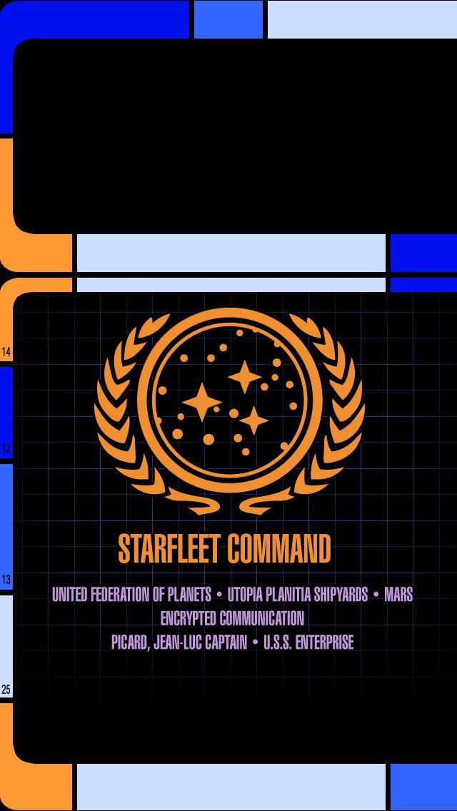 Star Trek Lcars Iphone Wallpapers Desktop