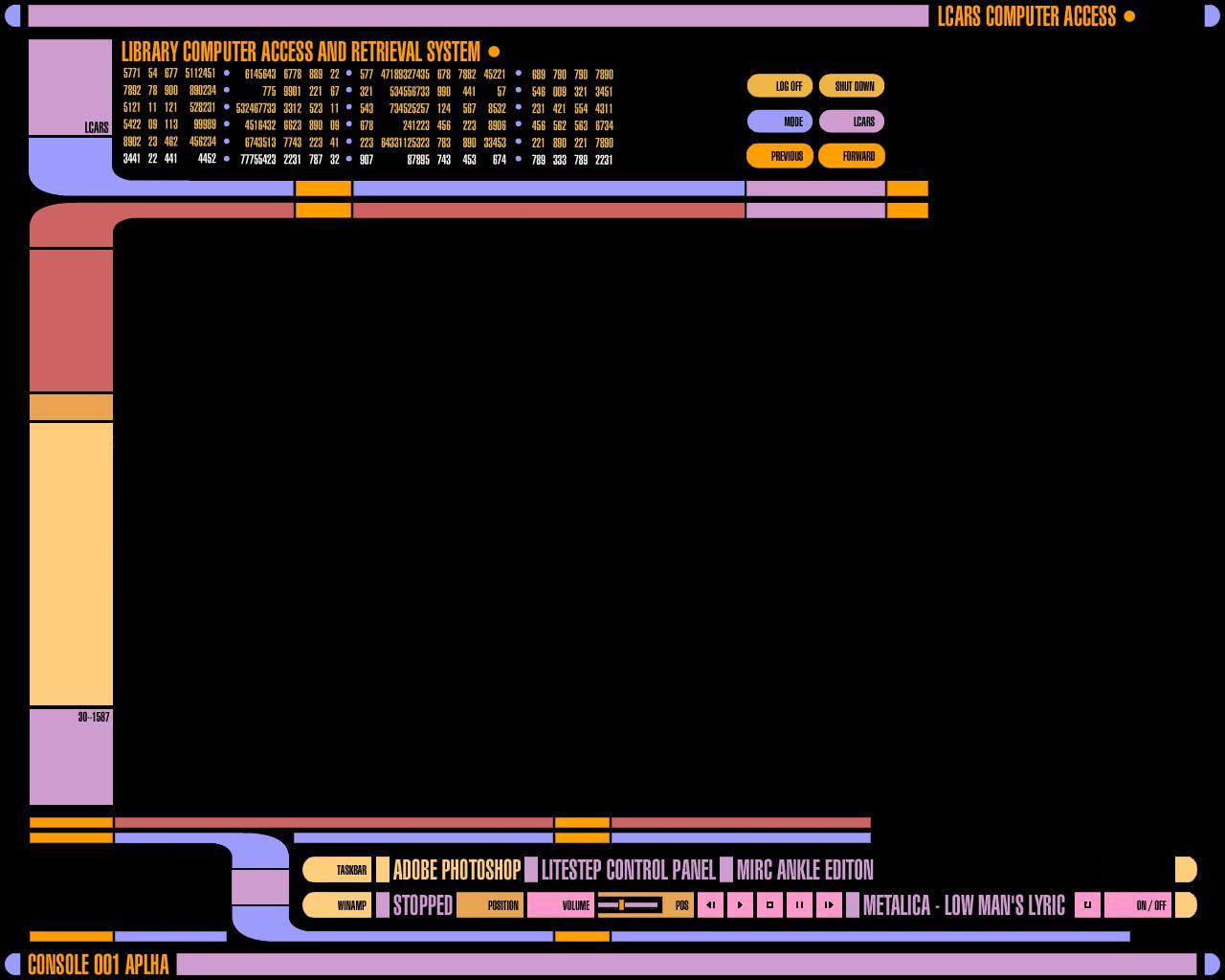Star Trek Lcars Wallpaper For Ipad Labzada