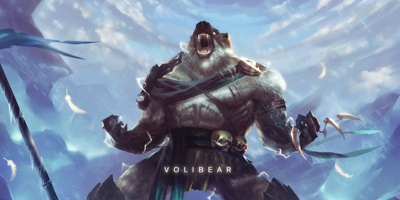 League Of Legends Wallpaper Jinx Dota And ESports Geeks 1600x800