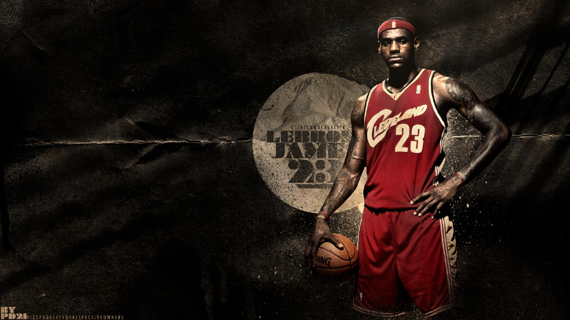 Lebron James Wallpapers Dunk Wallpaper 1920x1080
