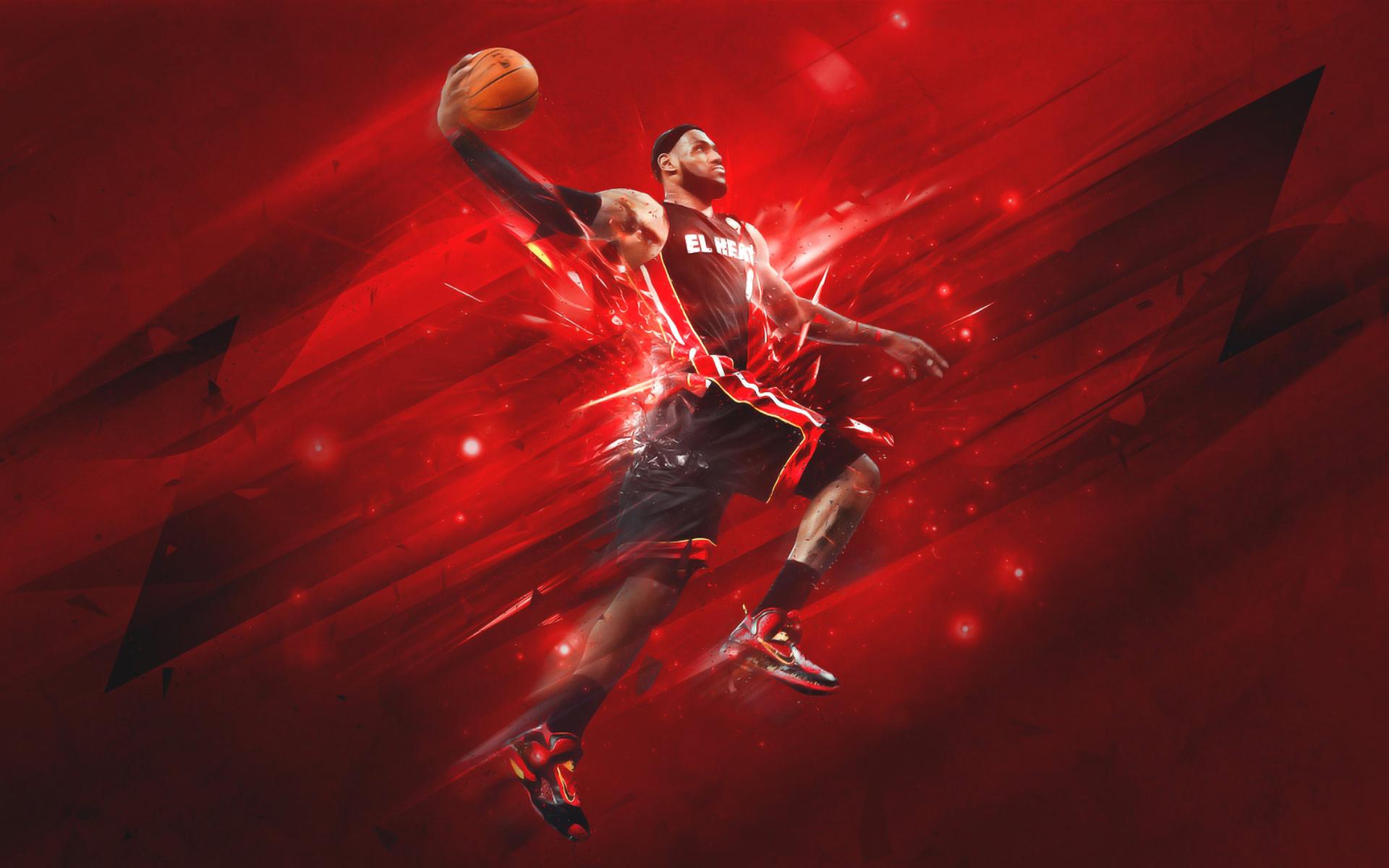 LeBron James wallpapers HD free Download 1920x1200