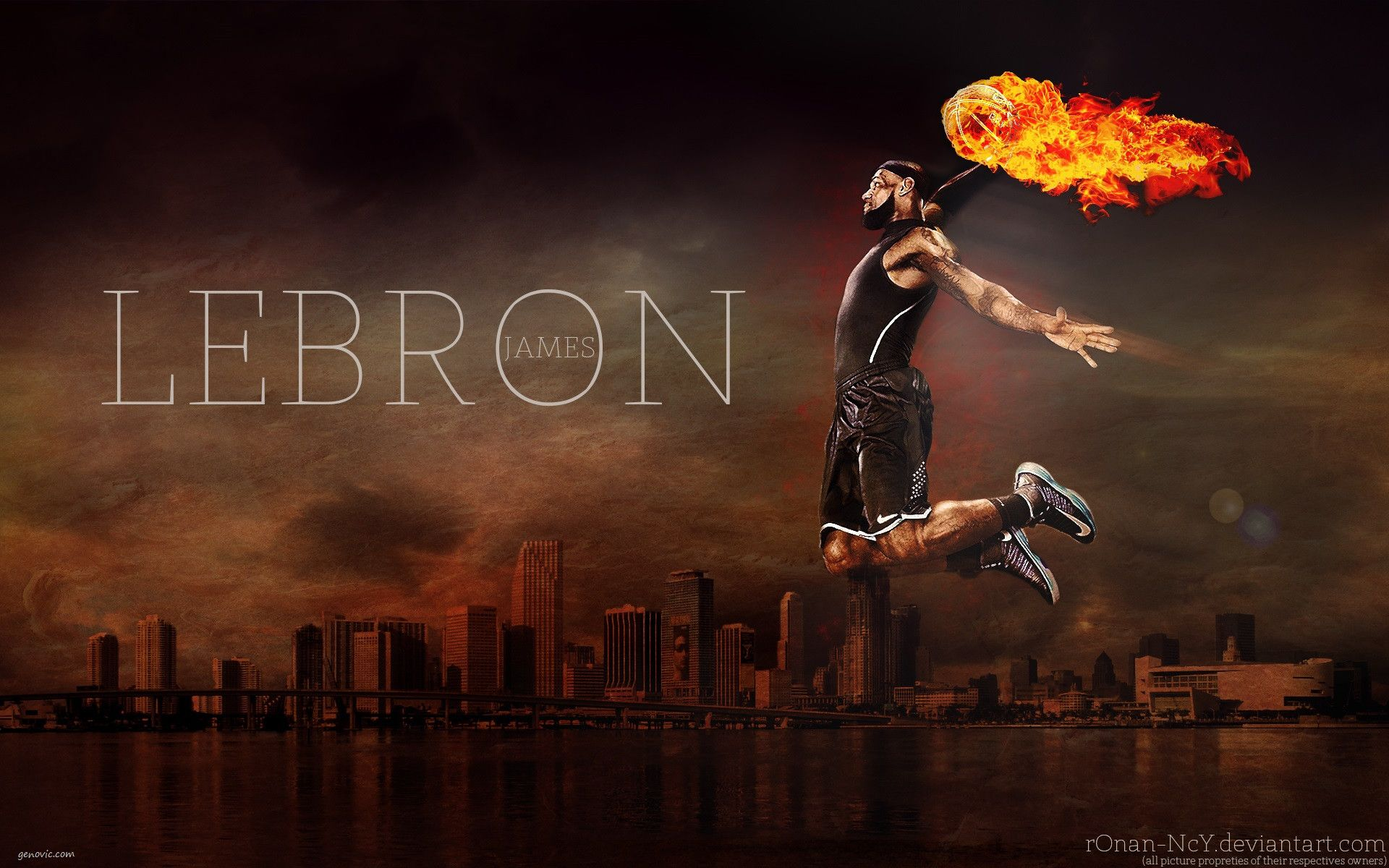 LeBron James Wallpapers  Basketball Wallpapers at 1920x1200