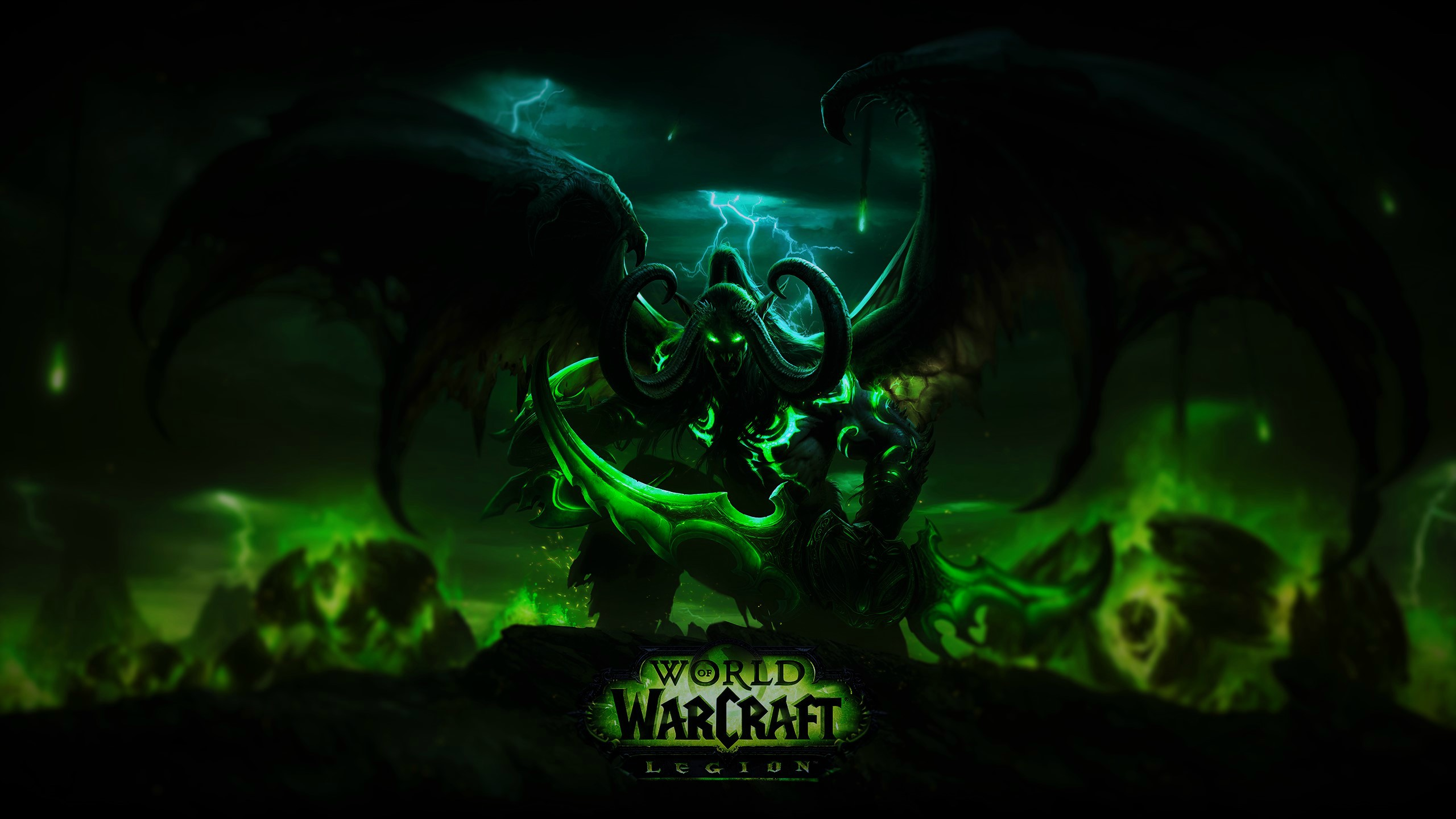 Wow Legion Wallpaper Images Hd Wallpapers Buzz 2560x1440