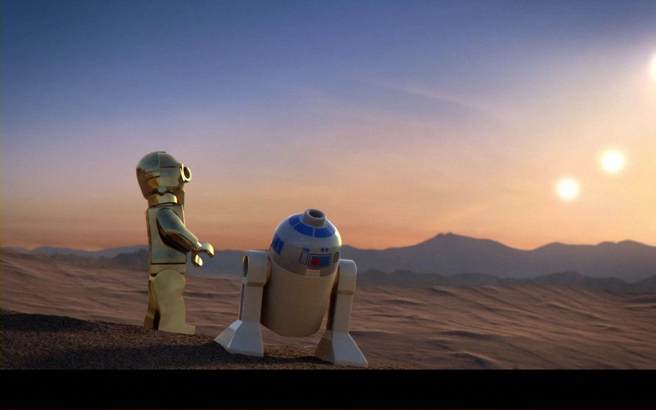 Lego Star Wars Wallpapers  Wallpaper  1280x800