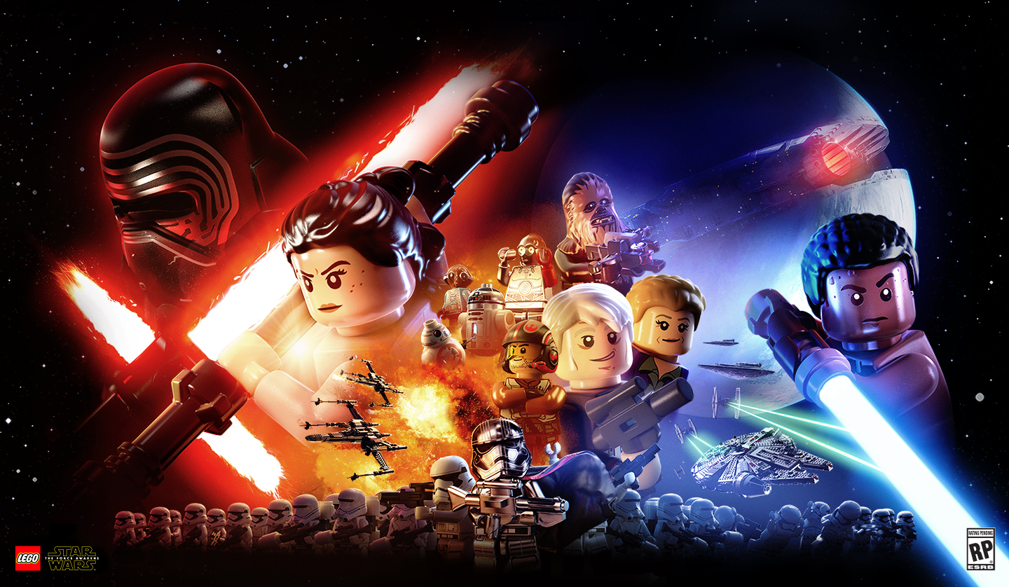 Lego Star Wars Wallpapers (42 Wallpapers) - Adorable ...