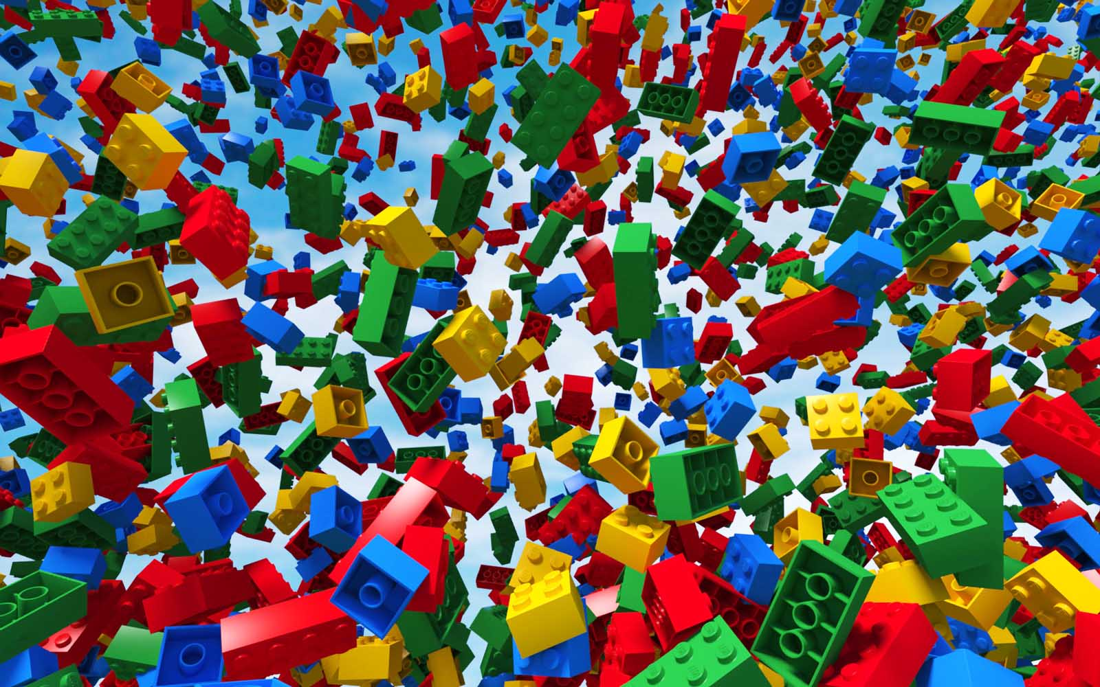 Lego Wallpapers or Creations 1600x1000