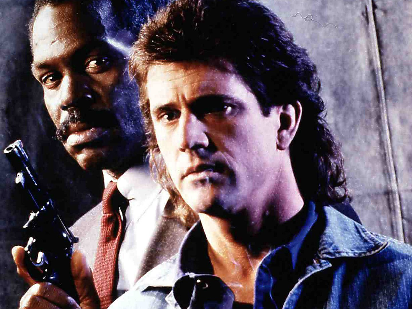 Mel Gibson images Lethal Weapon wallpaper and background photos 1440x1082