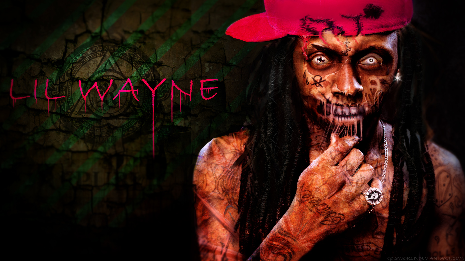 Lil Wayne Wallpaper  Hd NANOZINE 1920x1080