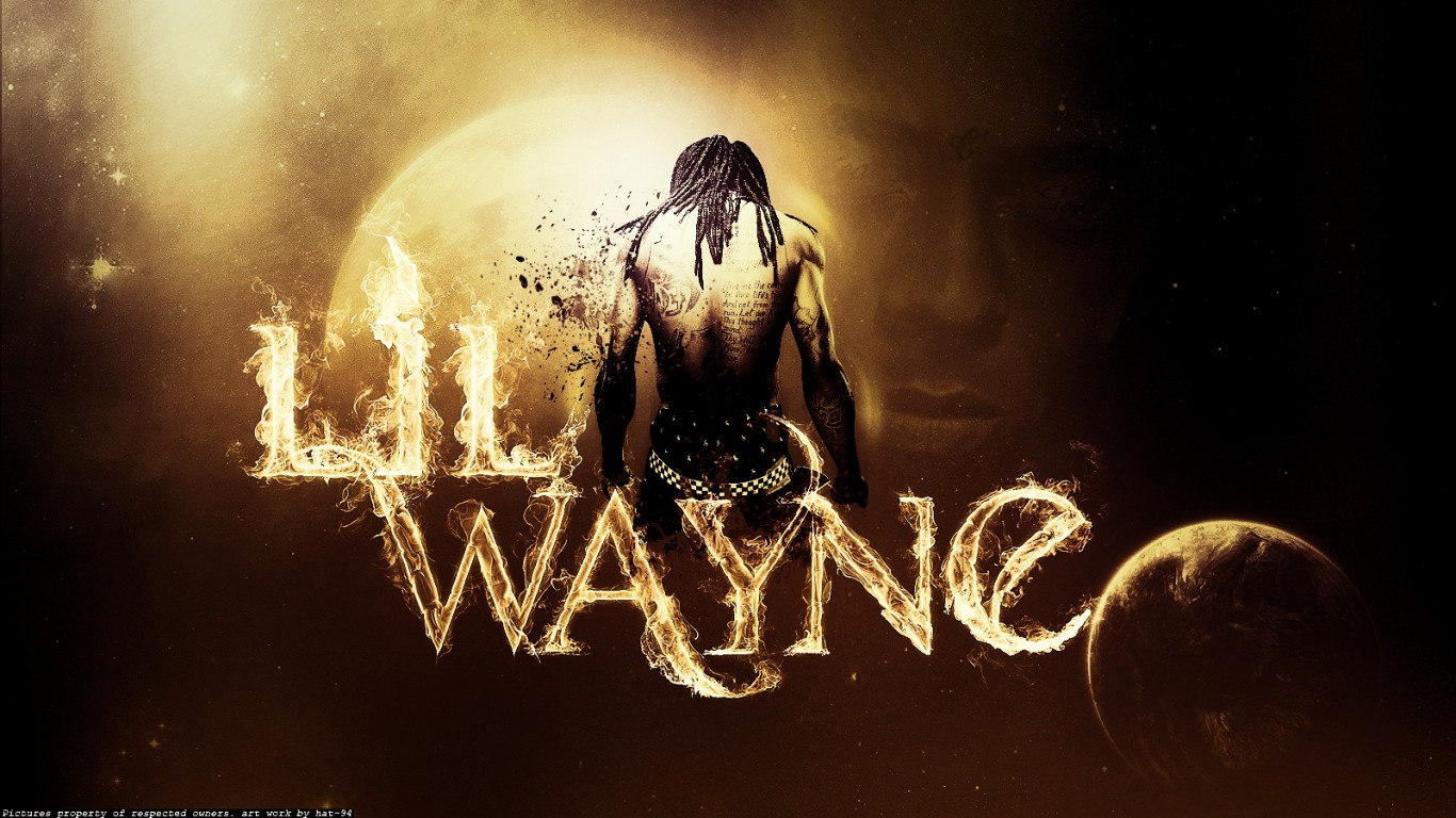 Lil Wayne Wallpapers Hd DFILES 1366x768