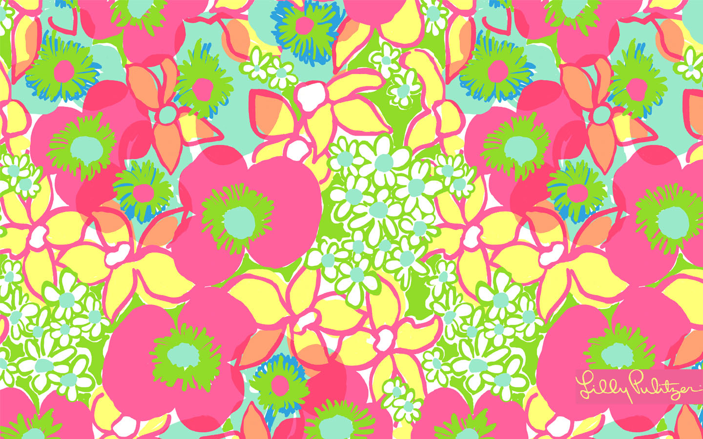 Lilly Pulitzer Wallpaper 28 Wallpapers Adorable Wallpapers