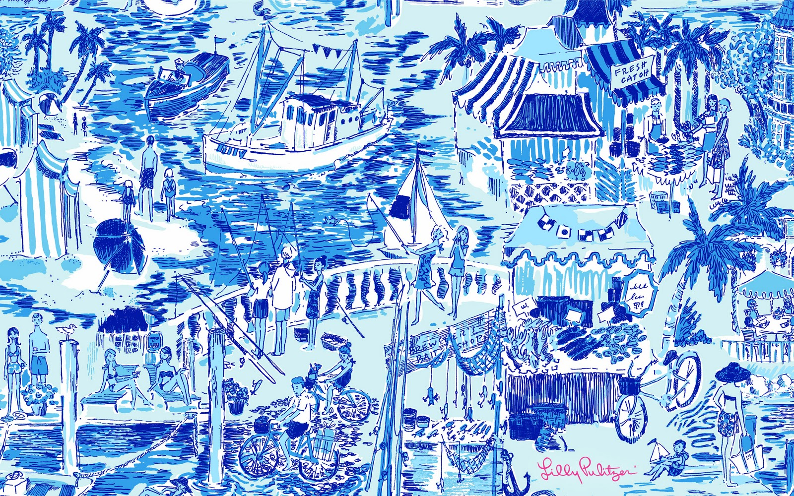 lilly pulitzer wallpaper 28 wallpapers � adorable wallpapers