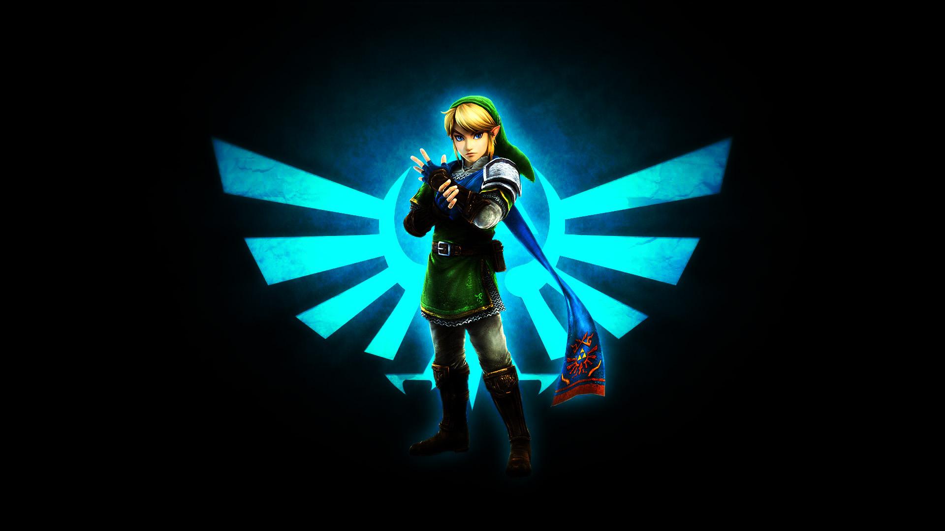 Zelda Link Wallpaper 1920x1080