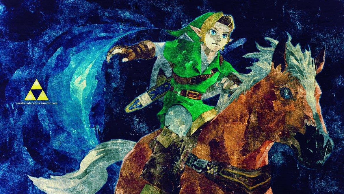 Legend Of Zelda Link Wallpapers Wallpaper 1191x670