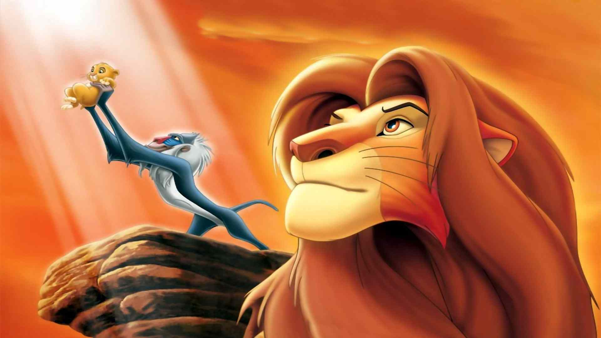 The Lion King Wallpaper Hd Wallpapermonkey The Lion King Cartoons