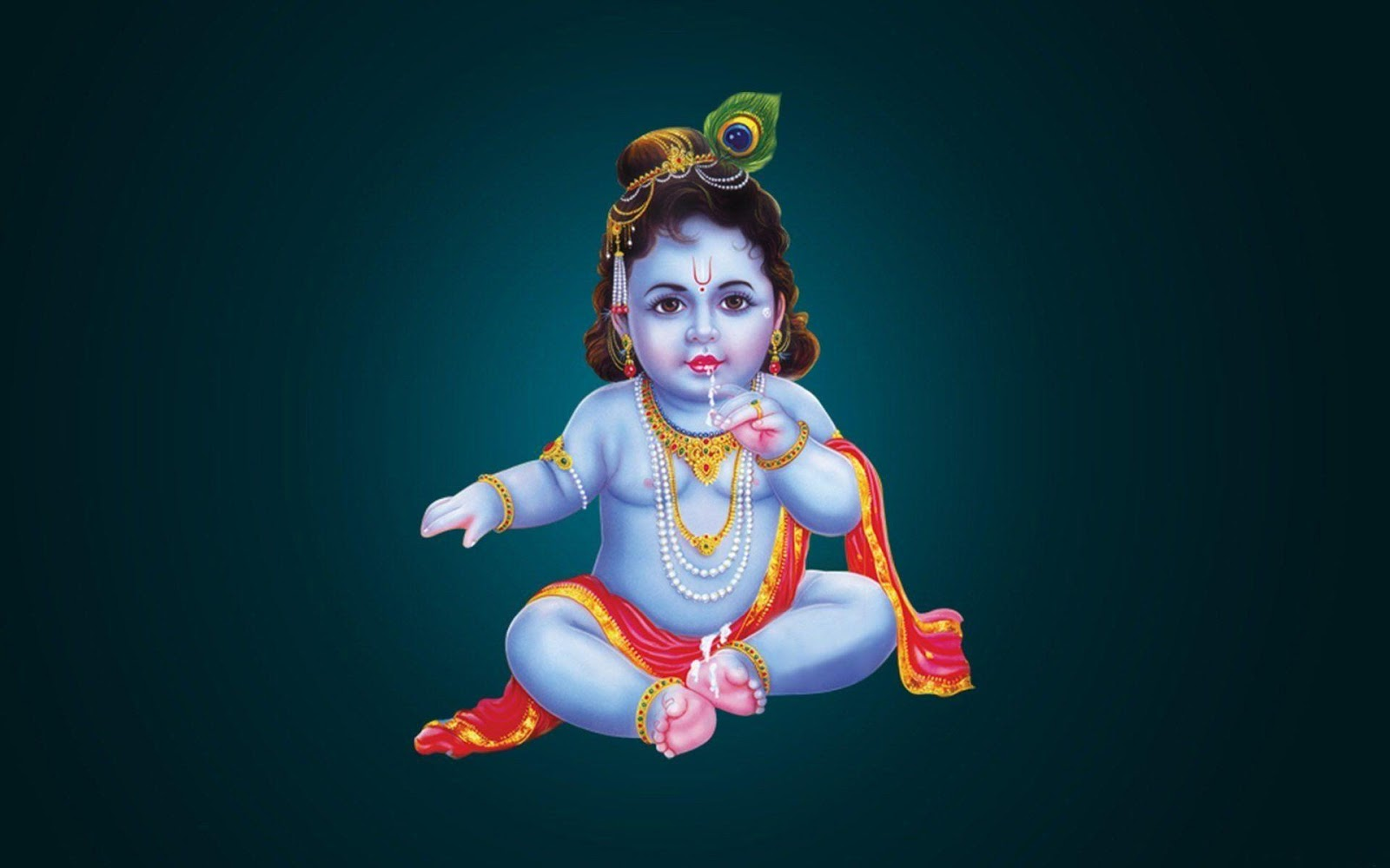 Little krishna wallpaper free download15