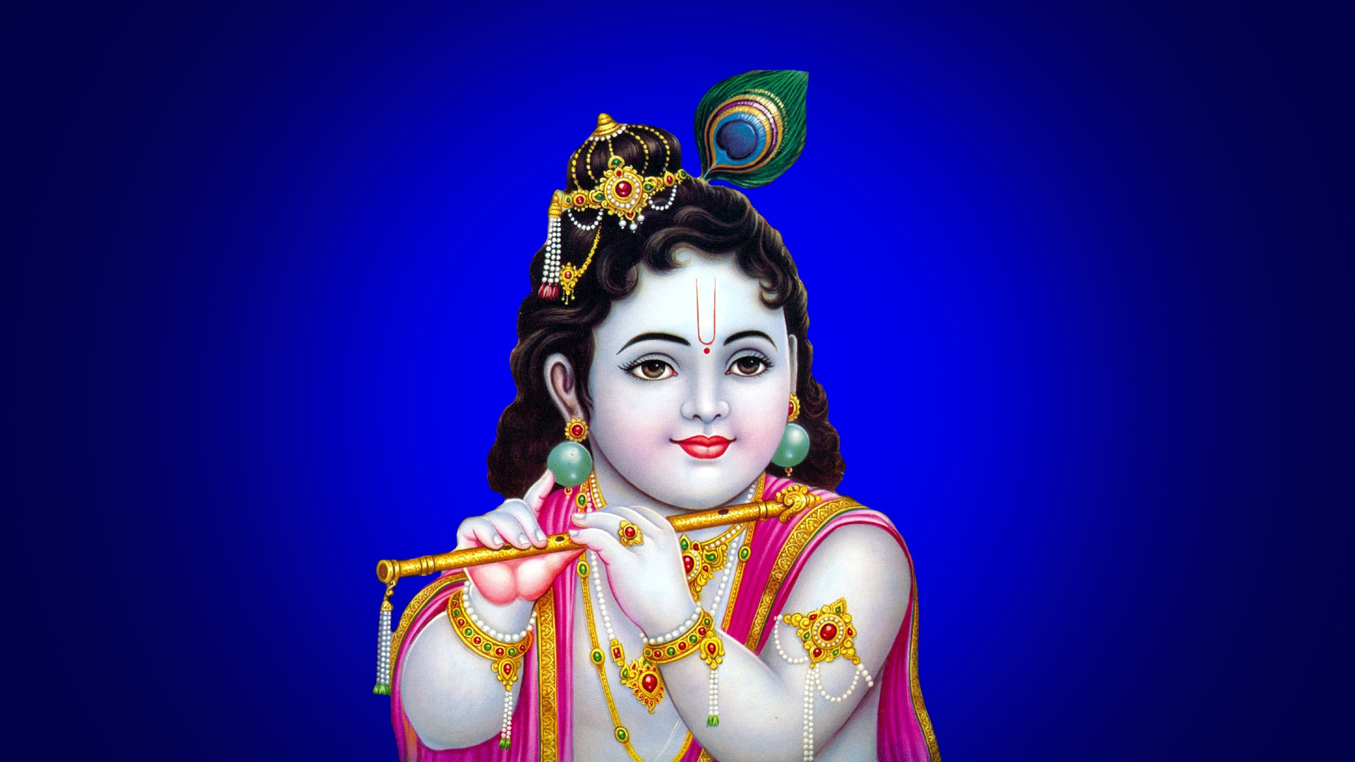 Little krishna wallpaper free download75