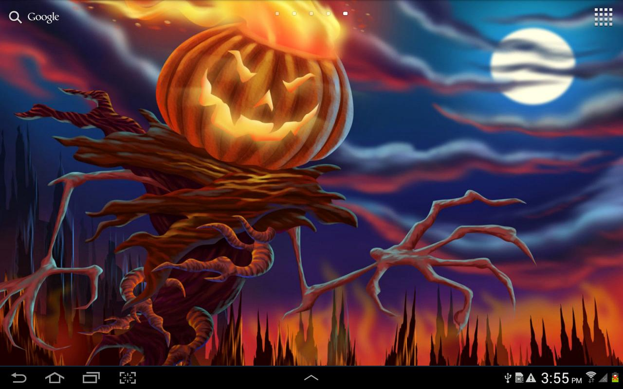 Halloween Live Wallpaper  Android Apps on Google Play 1280x800