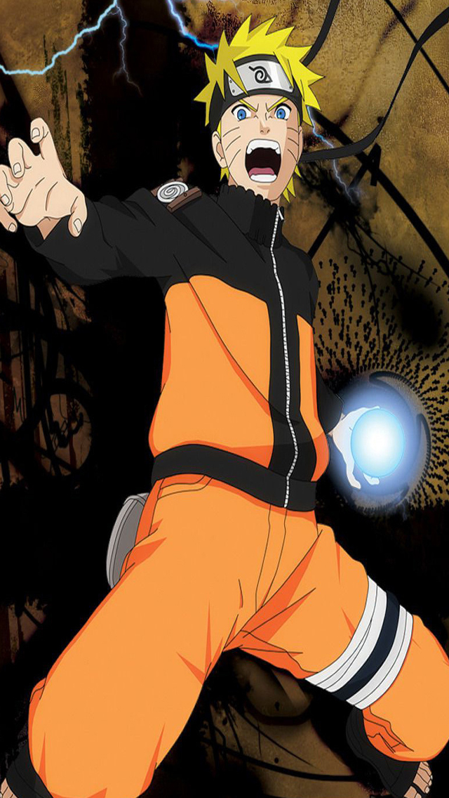naruto live wallpaper iphone