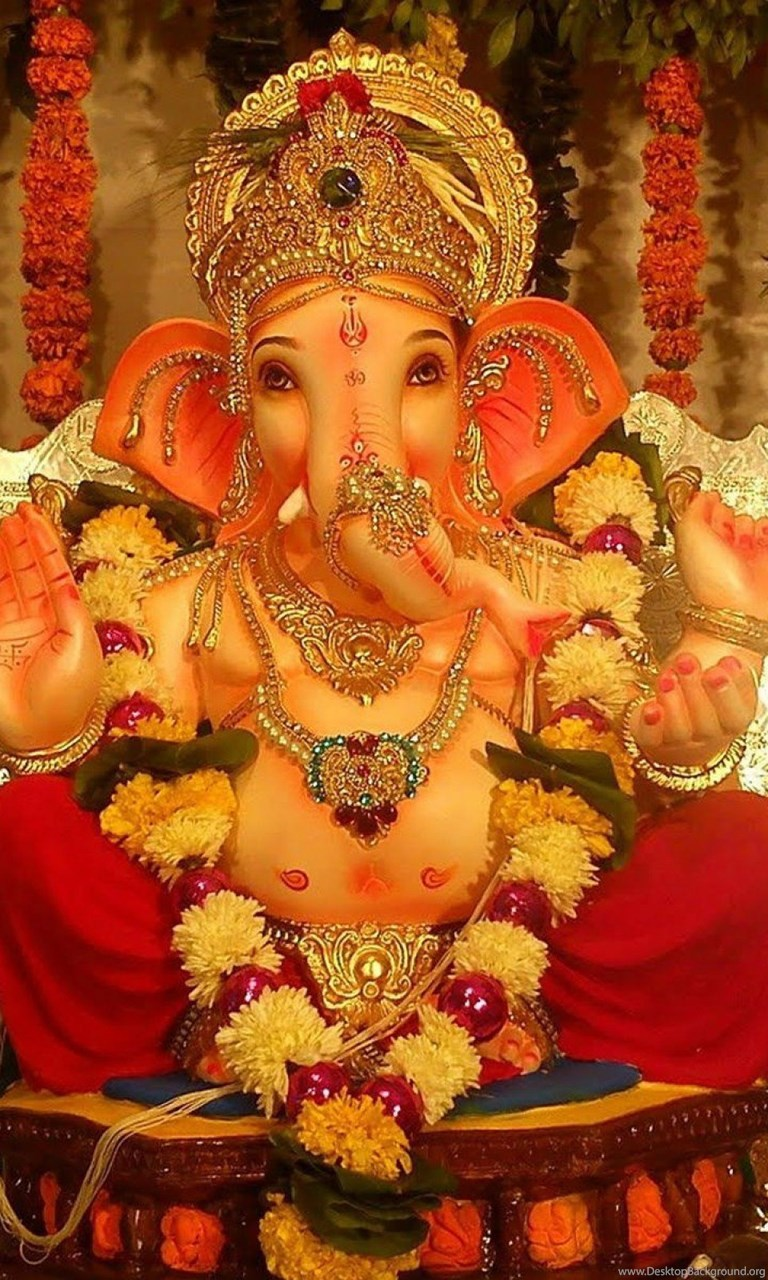 Lord Ganesha hd wallpaper for pc (73 Wallpapers ...