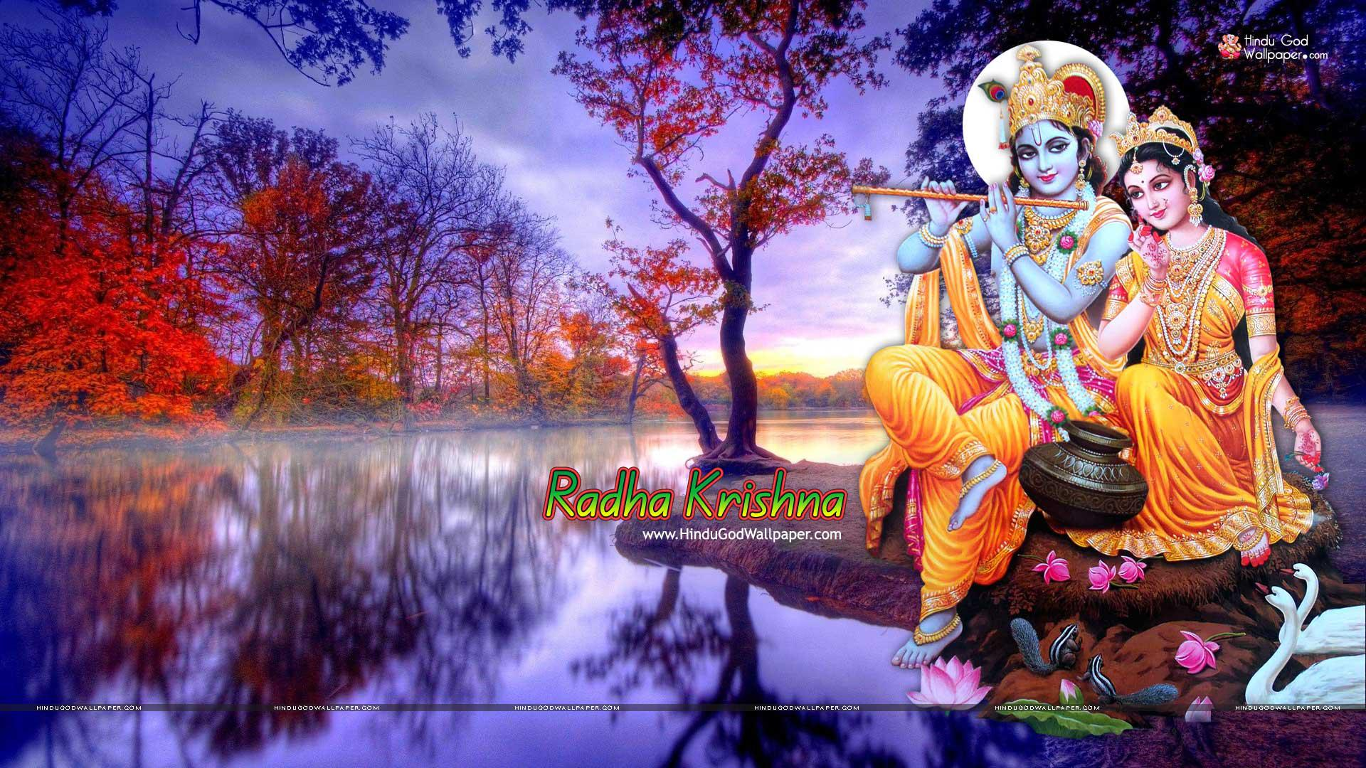 Lord Krishna Viraat Roop wallpapers73