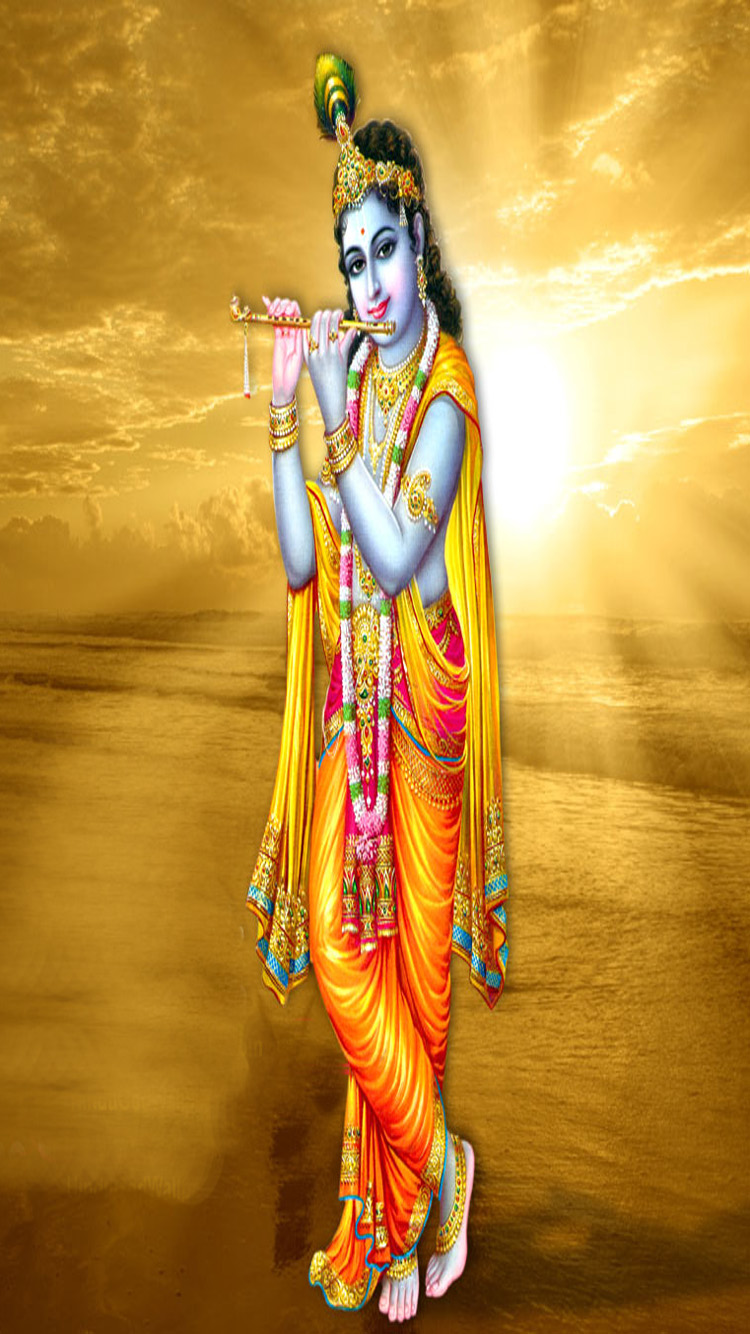 Lord krishna hd wallpapers for iphone45