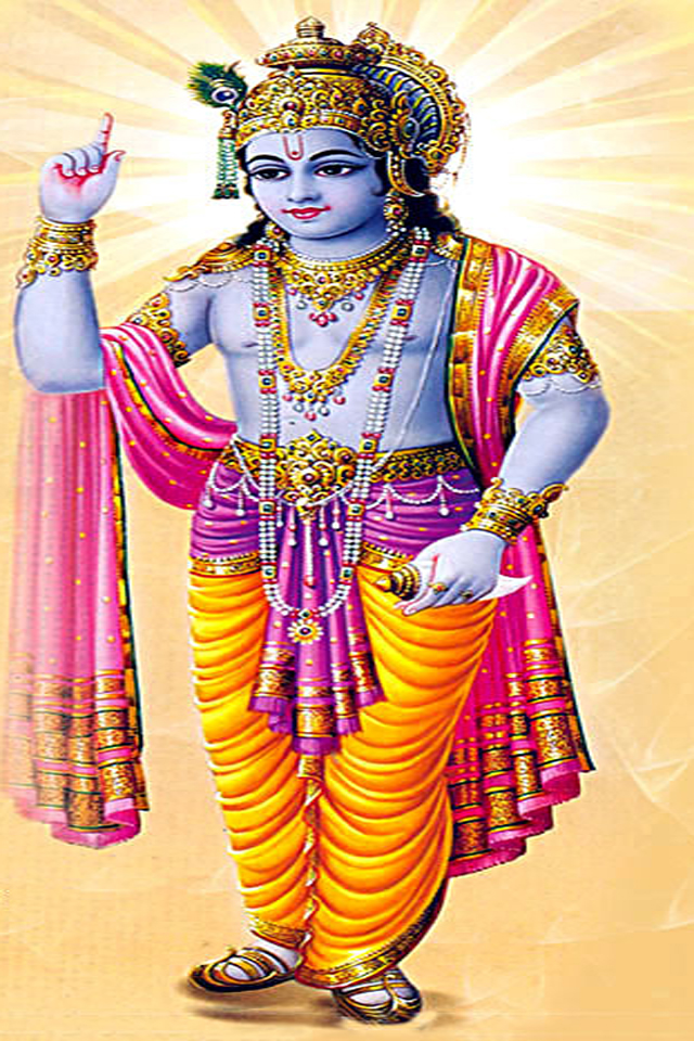 Lord krishna hd wallpapers for iphone54