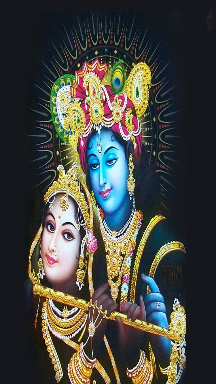 Lord krishna hd wallpapers for iphone6