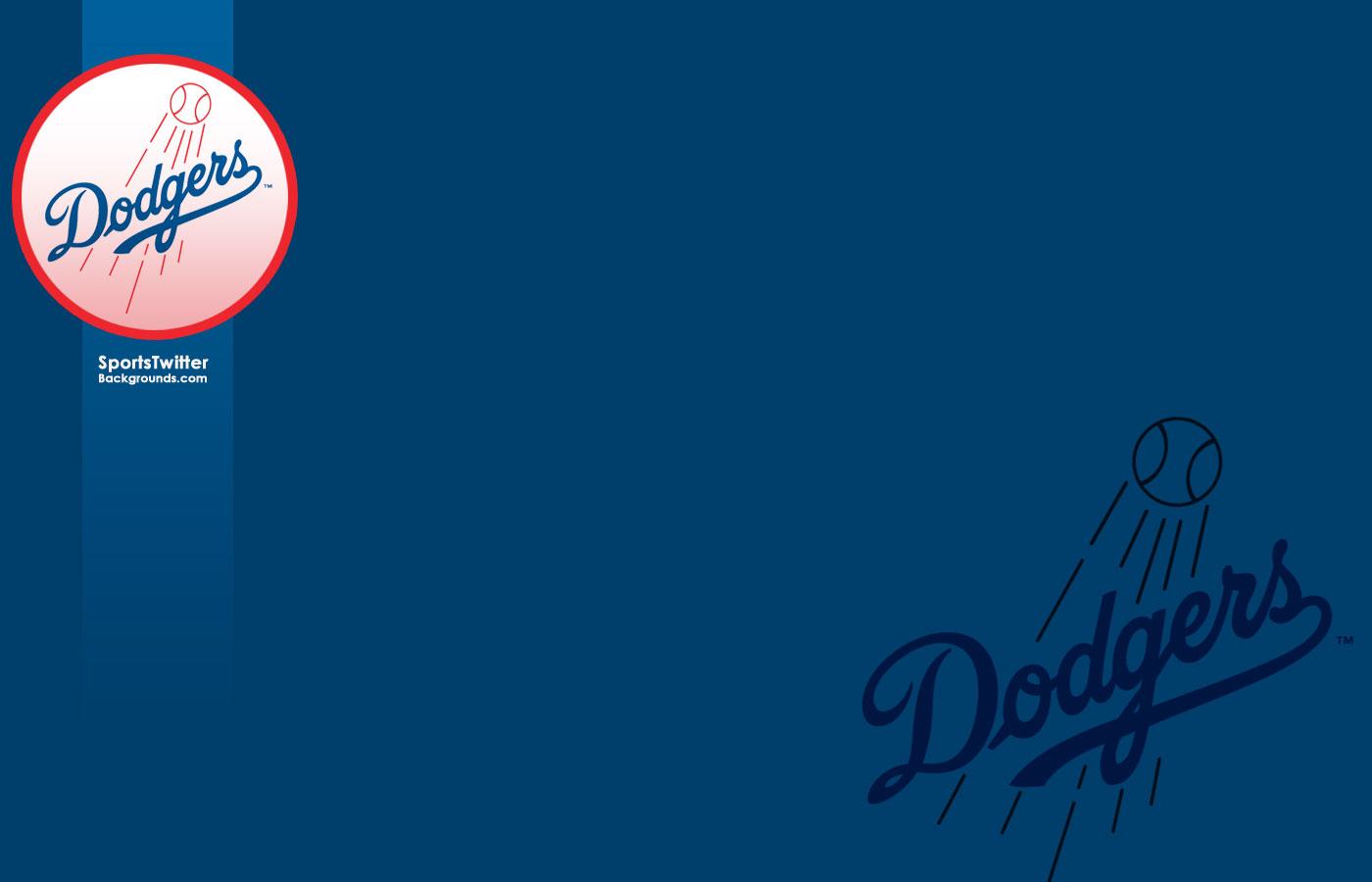 Los Angeles Dodgers Iphone Wallpaper 1400x900