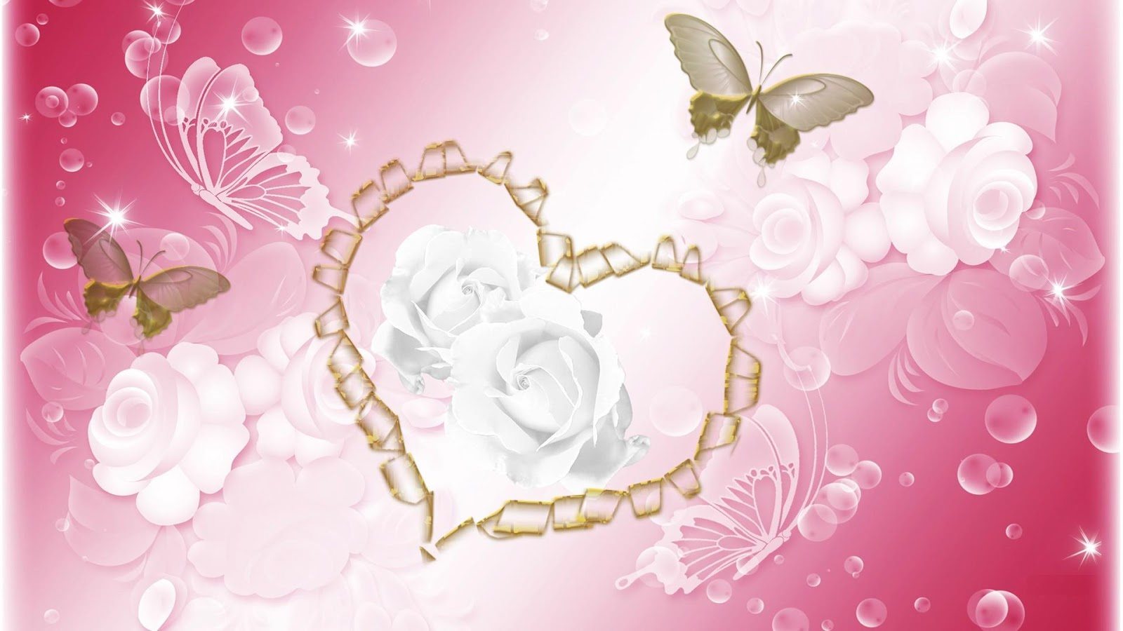 Love Flower Wallpapers