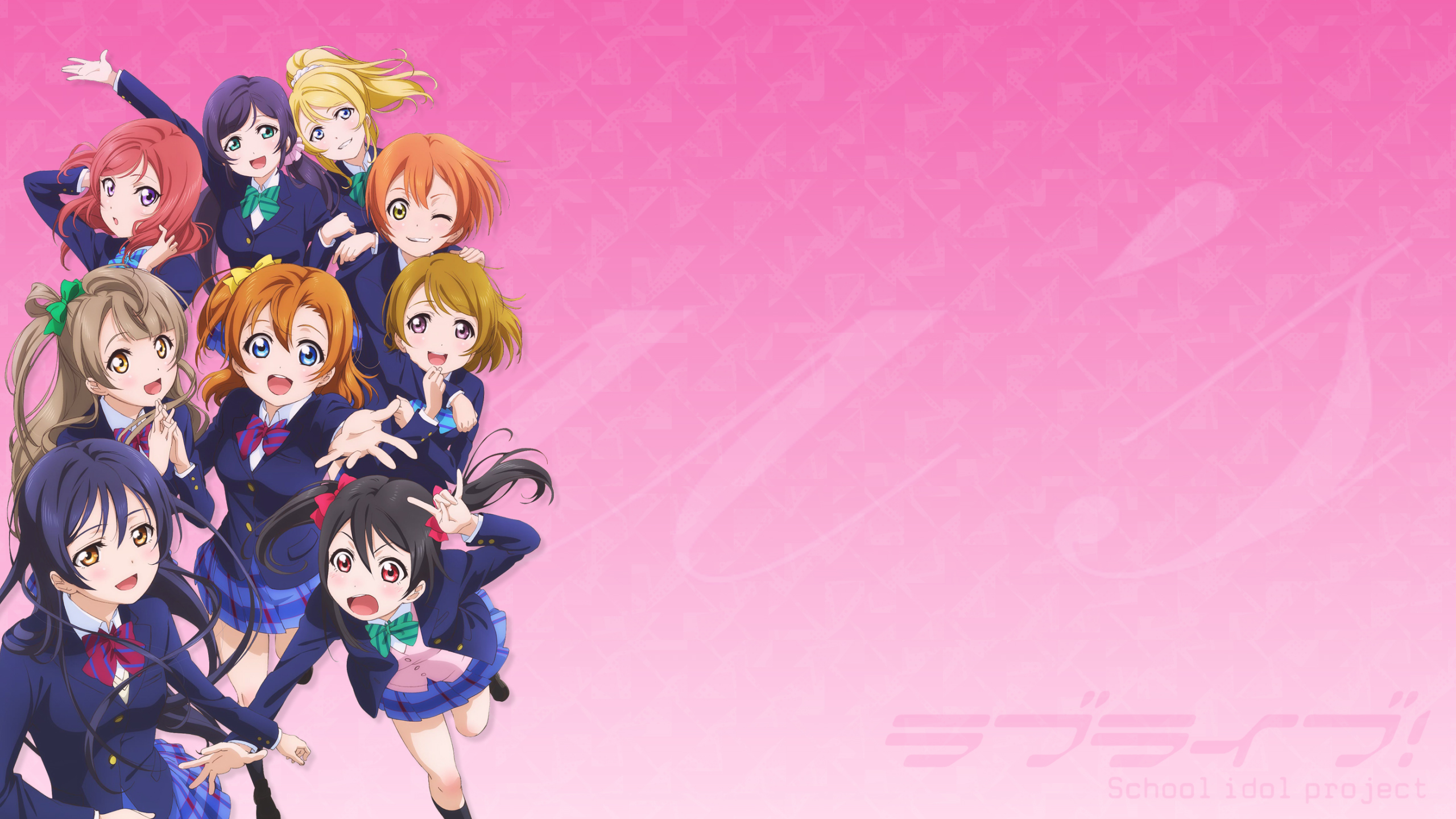 Love Live Wallpapers (30 Wallpapers) Adorable Wallpapers