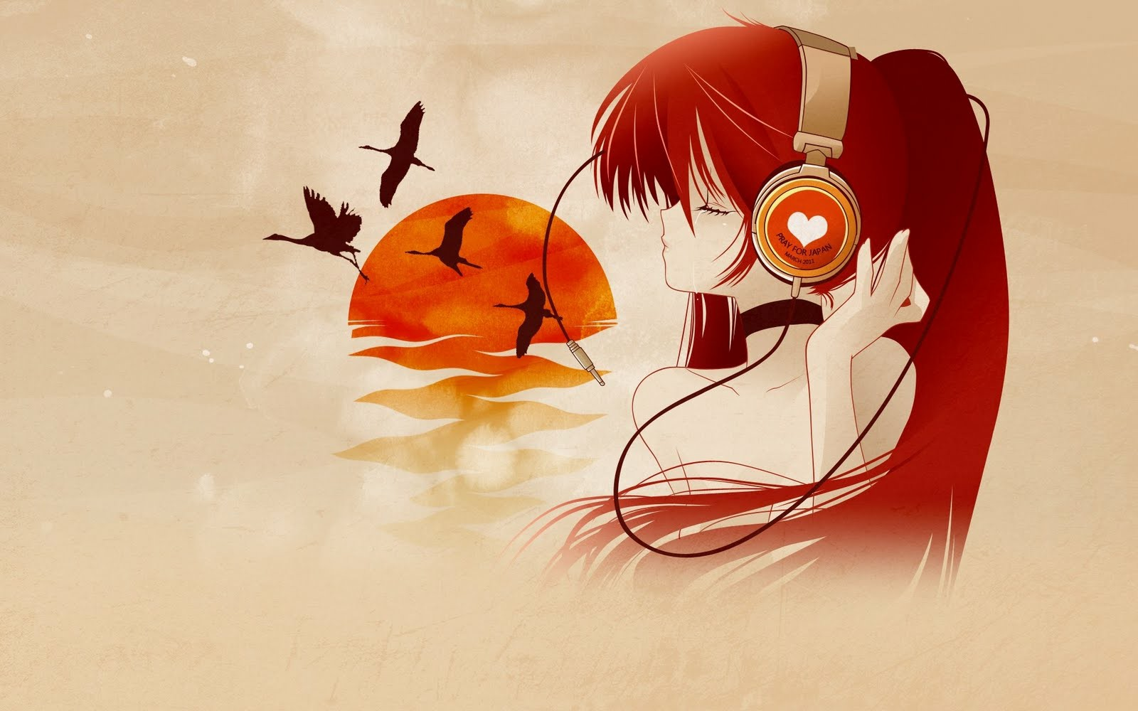 I Love Music wallpaper wallpaper free download 1600x1000