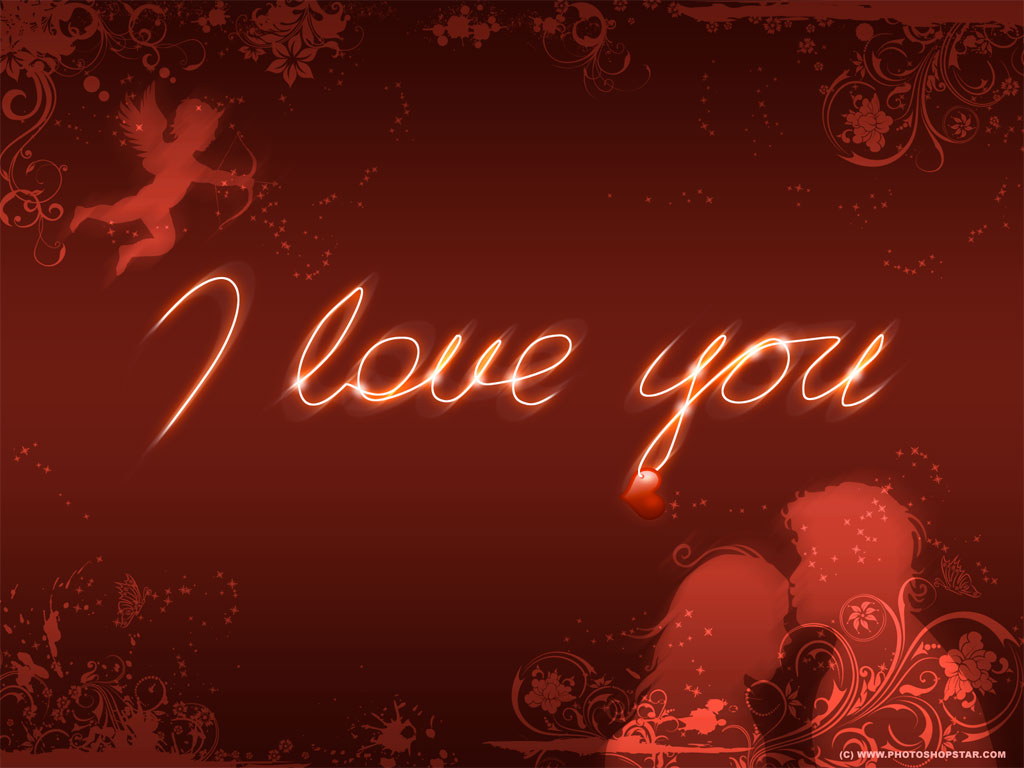 Love you wallpaper wallpapers for free download about (, 1024x768
