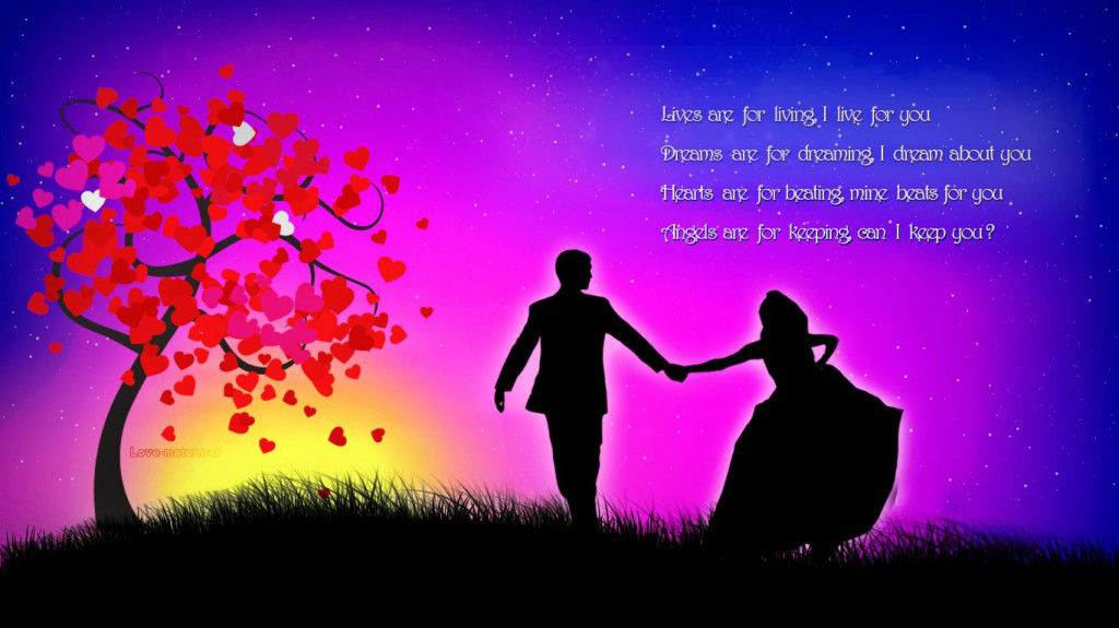 Lovers Wallpapers  Wallpaper  1024x575