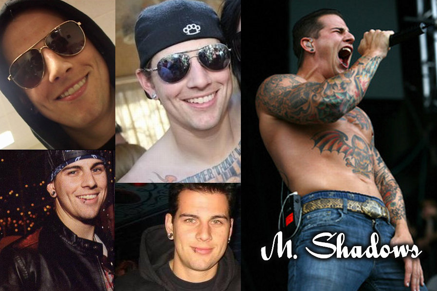 Wallpapers Avenged Sevenfold Ax Team Brazil Galeria M Shadows 898x597