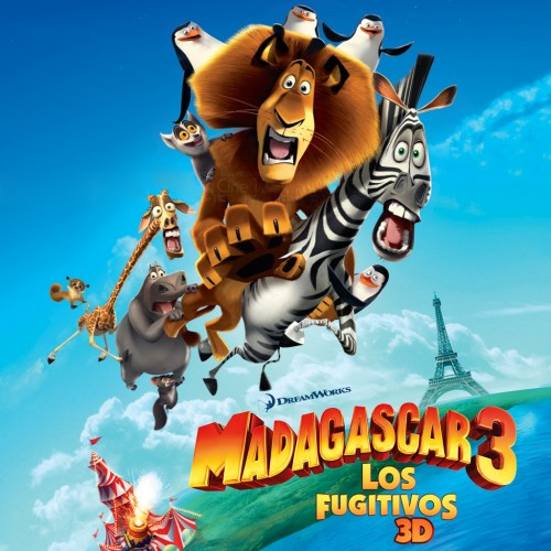 Madagascar: Escape Africa Movie Wallpapers WallpapersInk Madagascar