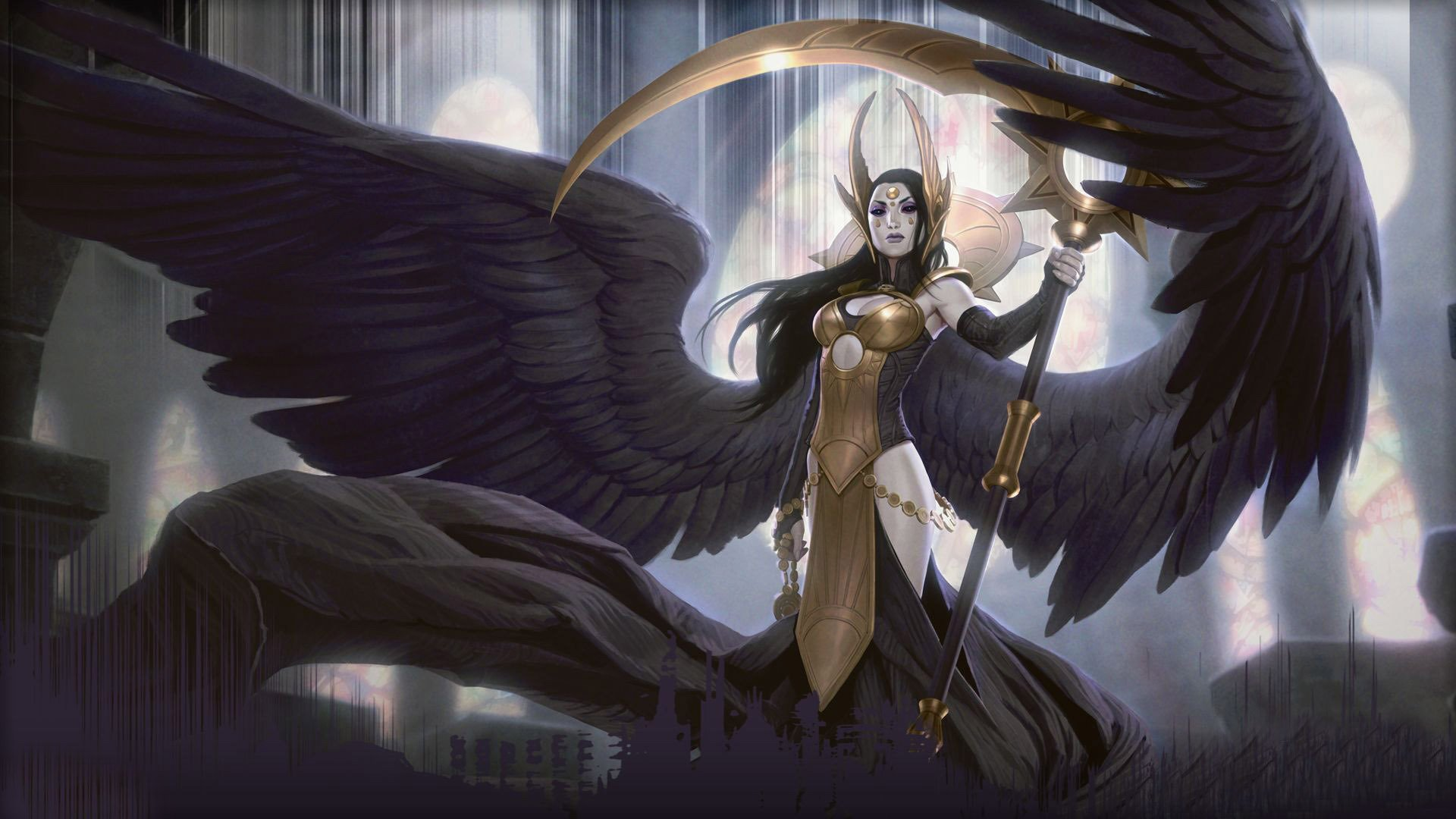 Magic The Gathering Hd Wallpapers Backgrounds Wallpaper 1920x1080