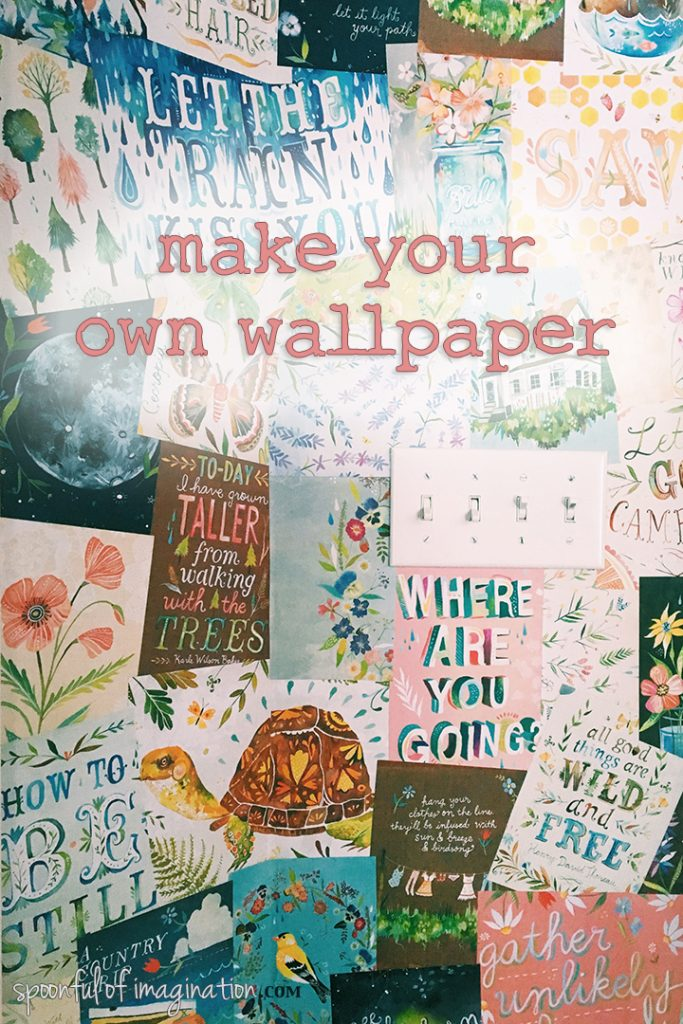 Make Your Own Wallpaper Free Page 683x1024