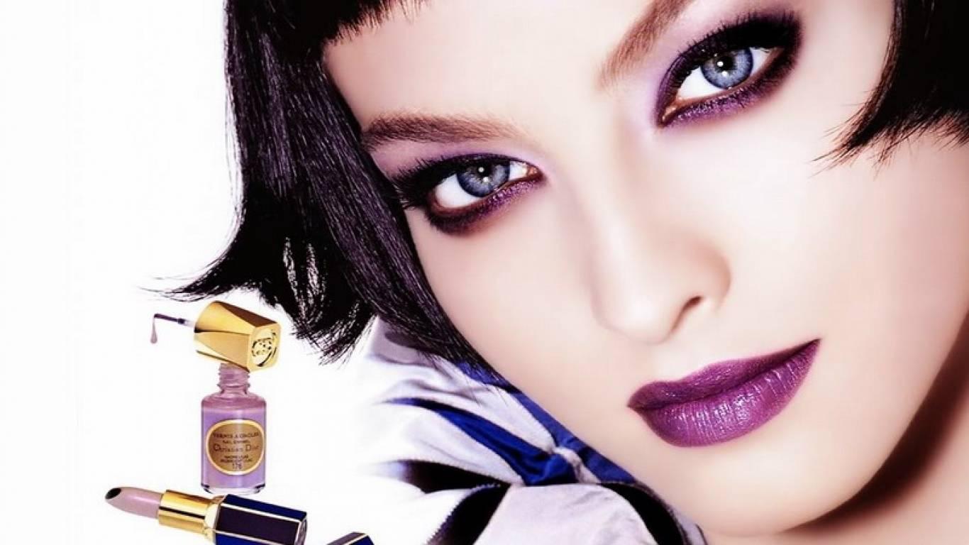 wallpaper dark makeup - photo #11
