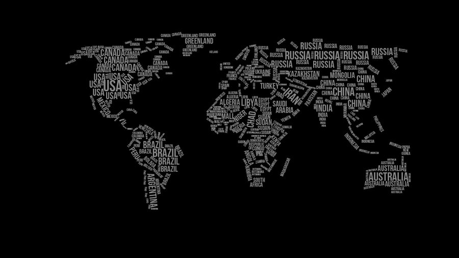 World Map Wallpaper Buy Online Maps International 900x506