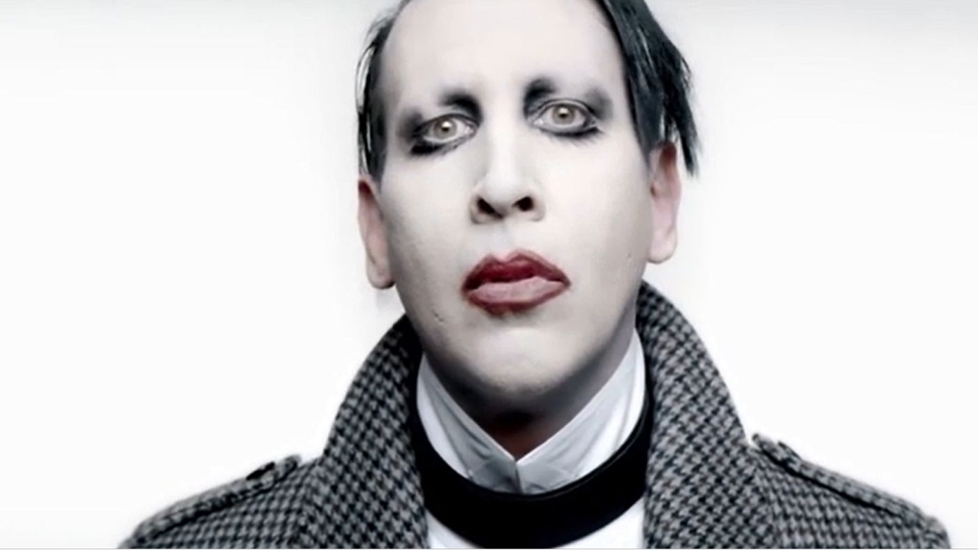 Marilyn Manson Backgrounds 22 Wallpapers Adorable Wallpapers