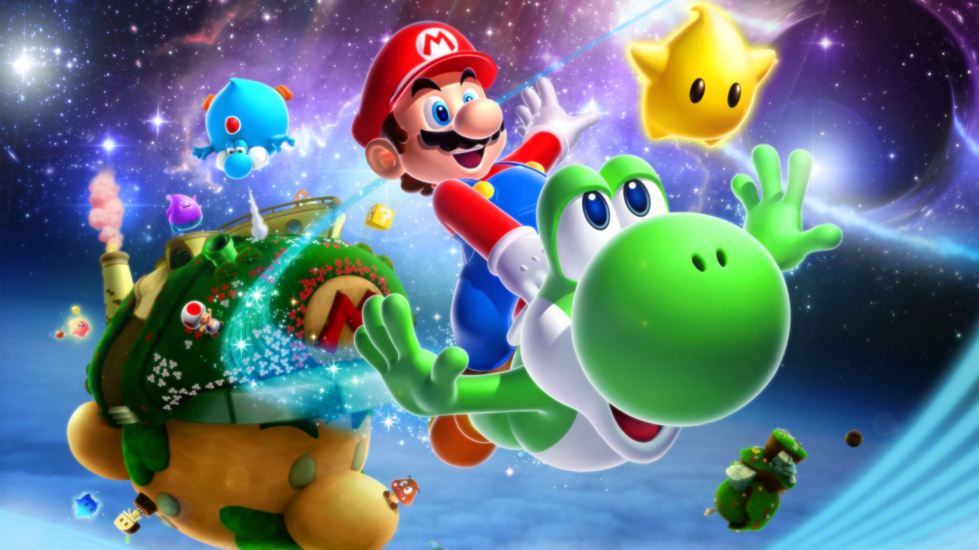 Super Mario HD Wallpapers Group  1920x1080