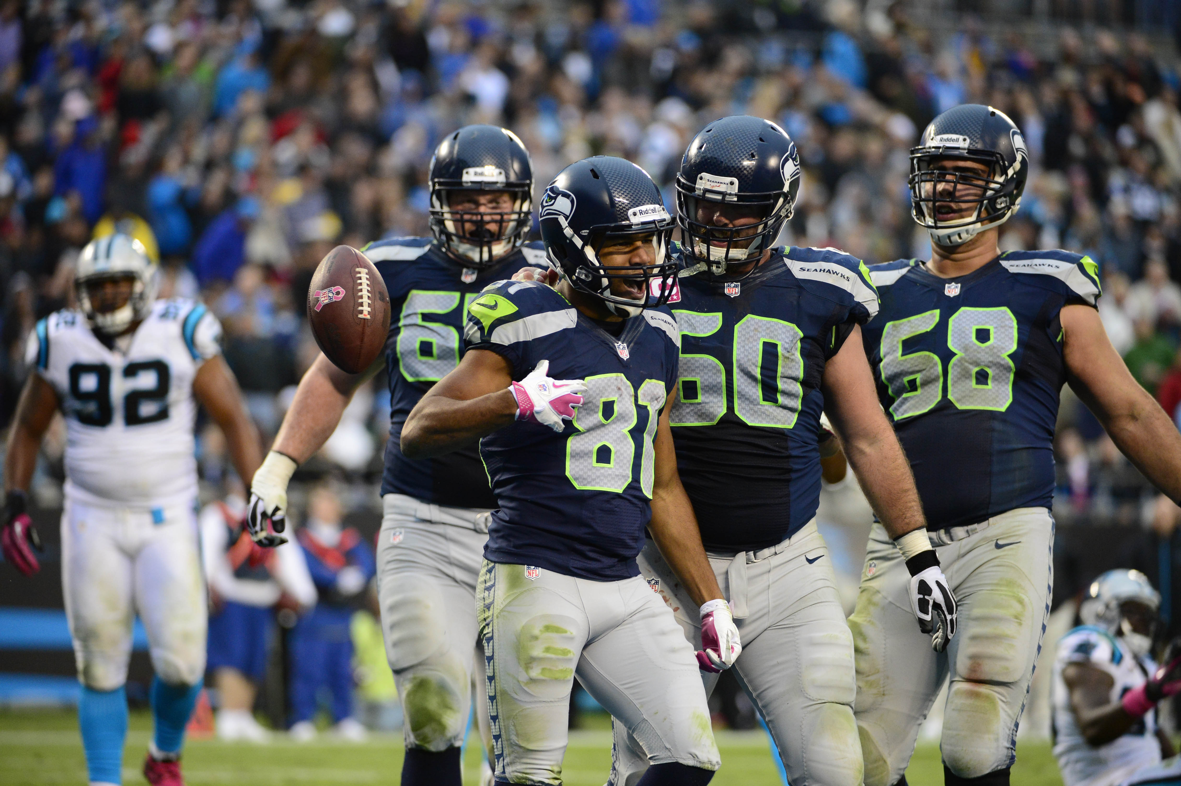Who Is Thomas Rawls Get To Know Marshawn LynchS Top Backup NFL