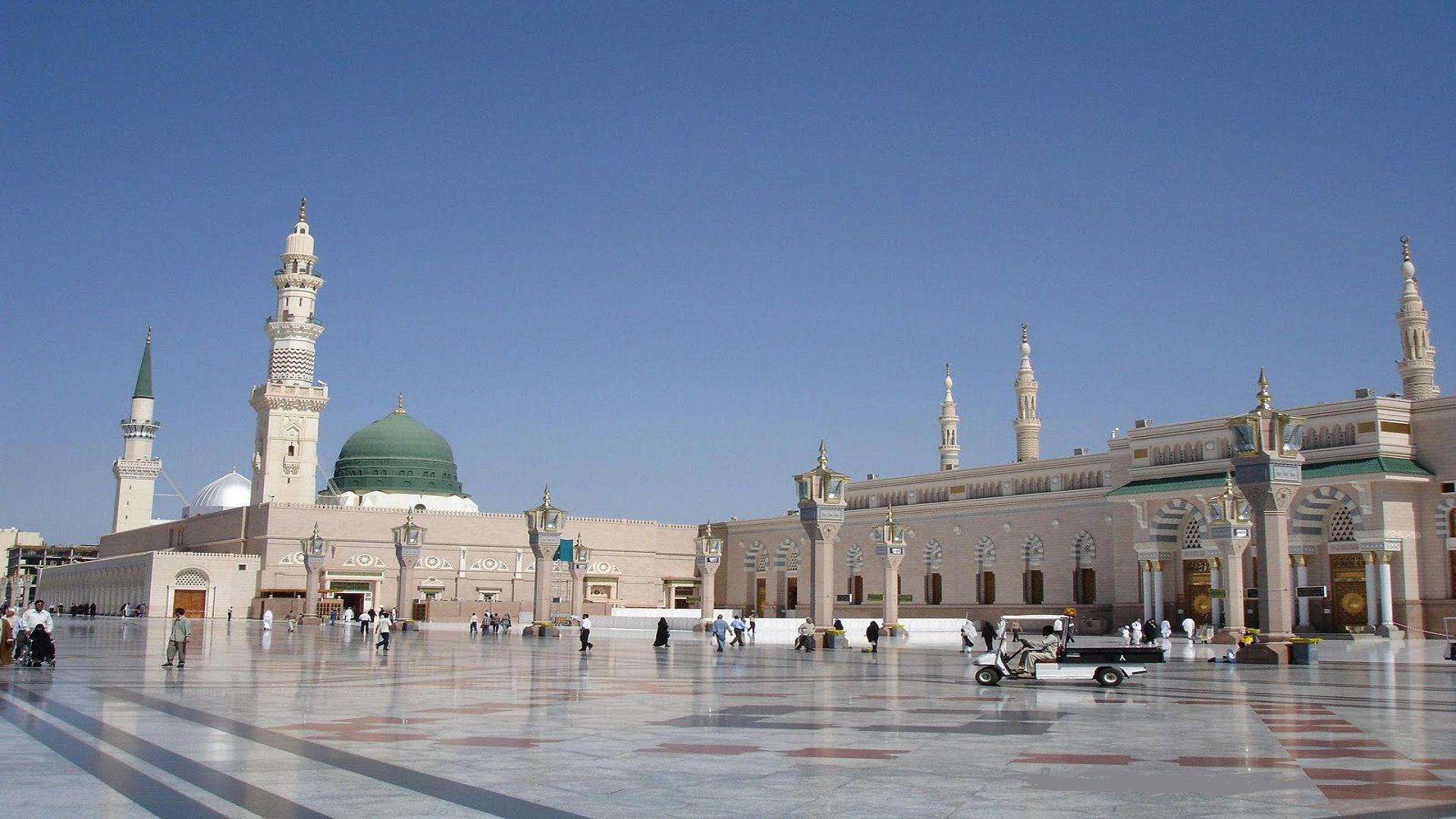 Masjid Nabawi wallpaper free download27