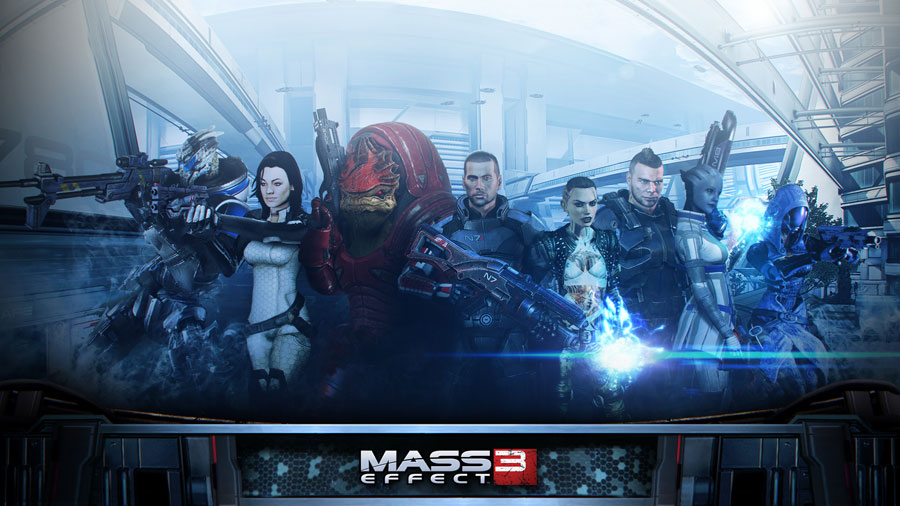 Mass Effect  Gameplay  wallpaper  Mass Effect HD Wallpapers  Backgrounds  Wallpaper  900x506